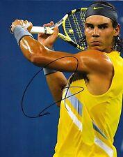Tennis Rafael Nadal Autograph Signed    HQ GLOSSY  FRIDGE MAGNET *3