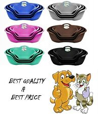 Pet Bed Baskets For Cat Dog-Comfortable In 4 sizes Heavy Duty Plastic Waterproof