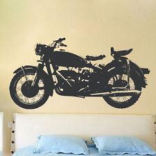 Big Motorcycle Harley Davidson Sport Bike GP Moto Wall Decal Removable Vinyl