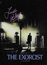 Linda Blair signed press kit of The Exorcist - Director's Cut 2000