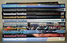 International Socialism, Volumes 130-139, 10 Paperback Books 2011-2013