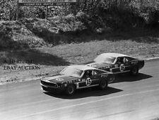 Ford Mustang Boss 302 1969 - Jones & Follmer -1969 Trans-Am racing season -photo