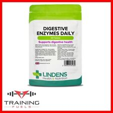 Lindens Digestive Enzymes Daily 90 Tablets, Digestion, Healthy Gut