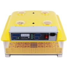 Janoel 48 Egg Incubator Automatic Digital Auto-Turning Chicken Duck Eggs Poultry