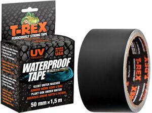 T-REX Waterproof Tape Klebeband wasserdicht Reparieren Abdichten Pool Dachrinne