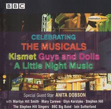 BBC - CELEBRATING THE MUSICALS - ANITA DOBSON / MARILYN HILL SMITH ETC.- CD