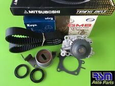 Timing Belt Kit & Water Pump Mirage 97-02 1.8L Technica 4G93