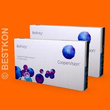 Biofinity 2 x 6 Kontaktlinsen - Cooper Vision Neu & OVP