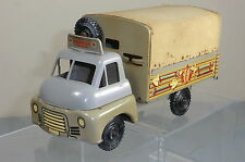 "VINTAGE WELLS BRIMTOY FRICTION MODEL  No.6** BEDFORD "" MOUNTAIN RESCUE "" LORRY"