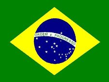 BRAZILIAN BRAZIL FLAG  5FT X 3FT