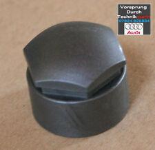 Audi A3 A4 A6 A8 TT Locking Security Wheel Bolt Plastic Cap Cover
