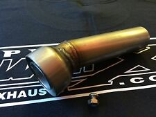 Baffle DB Killer 47 mm Angled Exhaust Can Silencer for KTM Akrapovic, Silencers