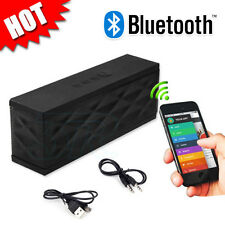 Mini Wireless Bluetooth Speaker Boombox Stereo Portable For iPad iPhone iPod PC