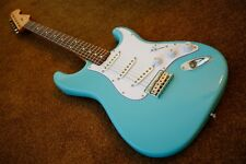 FENDER 60s STRATOCASTER HARDTAIL DAPHNE BLUE 6 WAY VARITONE 7 WAY/SERIES WIRING