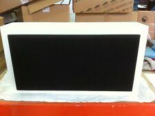 DLS Flatsub Stereo One - weiß - inkl. schwarzer oder weißer Frontbespannung