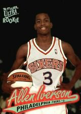 1996-97 Ultra #82 Allen Iverson RC Rookie