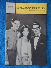 The Apple Tree - Sam S. Shubert Theatre Playbill - August 1967 - Alan Alda