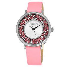 Stuhrling Original Women's 793.01 Vogue  Display Quartz Pink Watch
