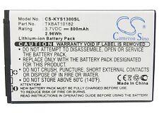 TXBAT10182 Battery For KYOCERA Domino S1310, Jax S1300, Melo s1300, S1300 Melo