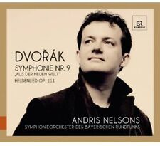Andris Nelsons, A. D - Symphony No 9 in E minor Op 95: From the New World [New C