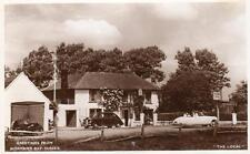 Star Inn Pub Normans Bay  Nr Pevensey RP pc used 1940's early '50's Local