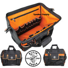 Klein Tools Tradesman Pro 55469 Wide Open Tool Bag 42 Pockets 17.5""