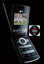LG HB620T TV Black (Ohne Simlock) 3G 3BAND Fernsehen DVB-T TV Gratis 2MP MP3 GUT