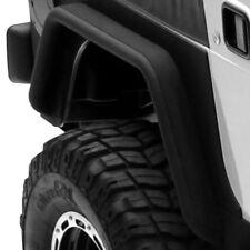 Jeep Wrangler 97-06 Smittybilt XRC Tubular Textured Black Rear Fender Flares