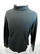 Field & Stream XL Men's Shirt Dark Gray Long Sleeve Soft Cotton