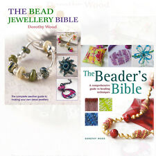 Dorothy Wood The Beader's Bible Collection Jewellery & Beadwork 2 Books Set NEW