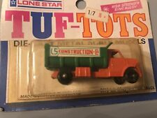 RARE Lone Star Tuf Tots 2610 ls Construction Truck 118:1 EN BLISTER Comme neuf
