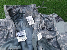 New Acu Military M65 Field Cold Weather Combo Coat Jacket + Liner  +  XL Gloves