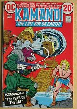 "DC Comics ""KAMANDI"" THE LAST BOY ON EARTH  # 2, Photos Show Great Condition"