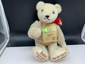 Hermann Teddy Bear 35 Format. Limited Auflage. Top