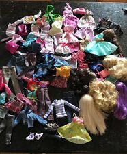 Huge Lot Spin Master LIV Doll CLOTHES/SHOES/wigs /EARRINGS/PURSE/ACCESSORIES