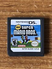 New Super Mario Bros (Nintendo DS 2DS 3DS) DS Game, Cartridge Only!
