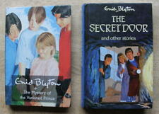 Enid Blyton 2 Vintage Books ( The Mystery of Vanished Prince & The Secret Door)