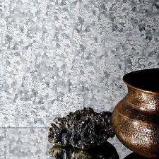 Lipsy London SEQUIN Papier peint - Argent Muriva 144001 GRIS NEUF