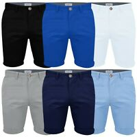 Stallion Men's Summer Chino Shorts (FOR BEST FIT SEE ATTACHED DESCRIPTION)