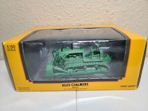Allis-Chalmers HD-21 Dozer w/ Winch - USFS - First Gear 1:50 Scale #50-3175 New!