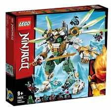 LEGO - Ninjago (No. 70676) - Lloyd's Titan Mech - NO BOX - NO FIGURES