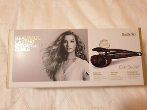 BaByliss Curl Secret Automatic Curling used ONCE IN BOX model 2667U