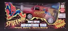 Spiderman remote control van