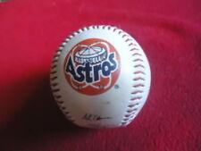 Houston Astros 1970-80's Kroger Team Signed Facsimile Baseball Howe, Scott