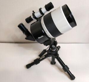Meade 1000mm f/11 telescope - Spotting Scope. Made in U.S.A.