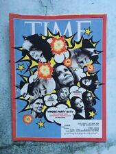 Time Magazine August 5, 2019 Whose Party Is It? Free Shipping