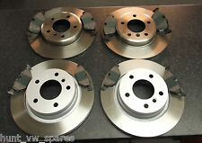 QUALITY FRONT & REAR BRAKE DISCS & PADS BMW 3SERIES E46 318 320 320D 323 325 328