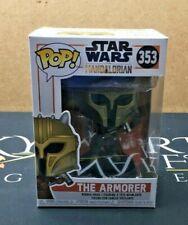 The Armorer - 353 Star Wars The Mandalorian (Funko POP!) Vinyl Figure