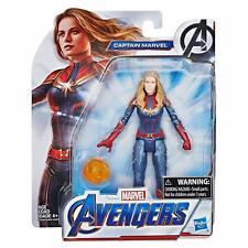 Marvel Avengers: Endgame 6-Inch Scale Figure Captain Marvel