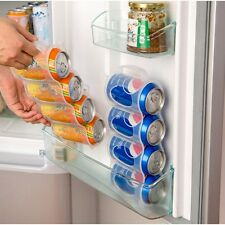 Cans Storage Box Refrigerator Fridge Organizer Four Case Sauce Bottle Container